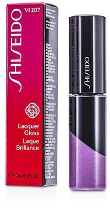 Shiseido Lip Gloss Nebula VI 207 Lacquer 0.25 oz 7.5 ml by