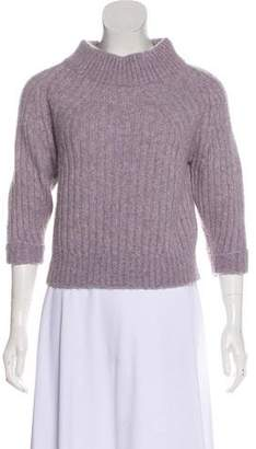 3.1 Phillip Lim Cropped Wool Sweater