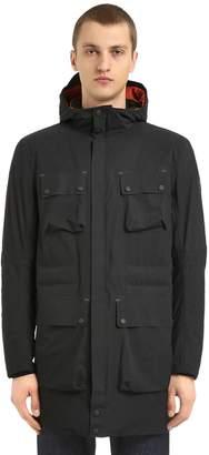 Belstaff Trialmaster Evo Nylon Parka Down Jacket