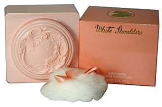 Elizabeth Arden Unknown White Shoulders by for Women 8.0 oz Bath Powder