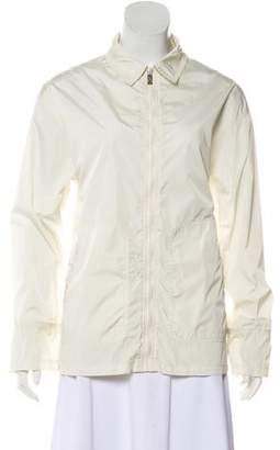 Dolce & Gabbana Woven Zip Jacket