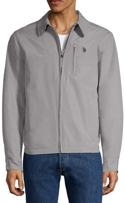 U.S. Polo Assn. Micro Golf Jacket