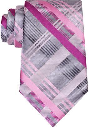 Geoffrey Beene Men's Sunshine Plaid Tie $55 thestylecure.com