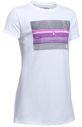 Under Armour She Plays We Win UA Track T-Shirt