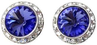 Swarovski GHome2 Tanzanite Earrings