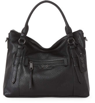Jessica Simpson Black Everly Large Tote