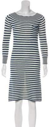 Louis Vuitton Long Sleeve Dress