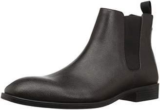 Calvin Klein Men's Corin Small Tumbled Leather Chelsea Boot