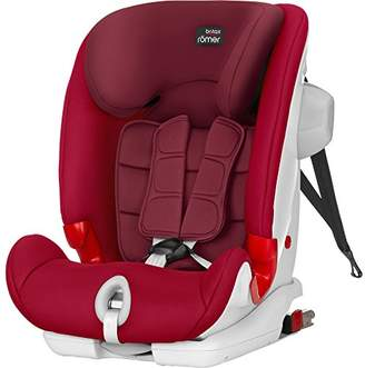 Britax Römer ADVANSAFIX III SICT Group 1-2-3 (9-36kg) Car Seat - Flame Red