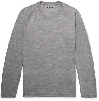 Ermenegildo Zegna Slim-Fit Techmerino Wool T-Shirt