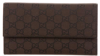 Gucci Gucci GG Continental Wallet w/ Tags