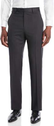 Zanella Charcoal Todd Tapered Dress Pants
