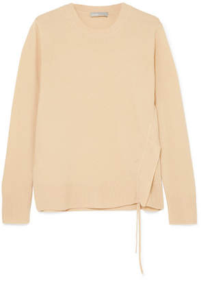 Vince Cashmere Sweater - Beige