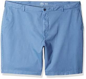Izod Men's Big and Tall Saltwater Stretch Chino Shorts (Big & Tall)