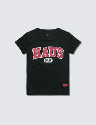 Haus of JR Collegiate S/S T-Shirt