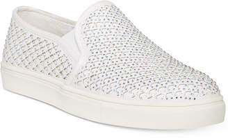 Material Girl Eidyth Slip-On Embellished Sneakers