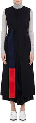 Victoria Beckham Women's Belted Cashmere Long Vest