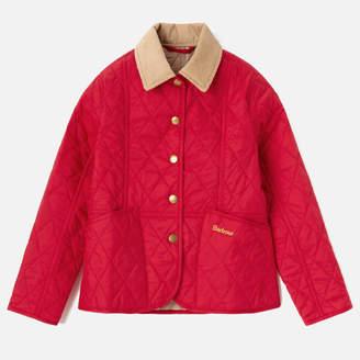 Barbour Girls' Summer Liddesdale Jacket