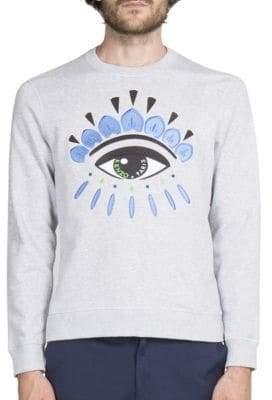 Kenzo Eye Embroidered Tee