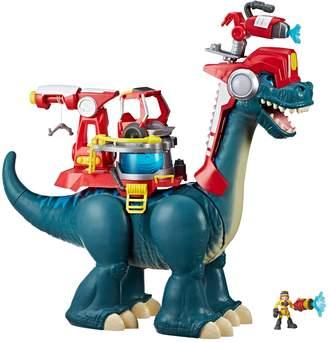 Playskool Heroes Chomp Squad Blazeasaurus and Sparks McKenzie by Hasbro