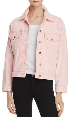 Honey Punch Denim Jacket $74 thestylecure.com