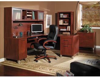 Red Barrel Studio Chase L-Shape Desk Office Suite