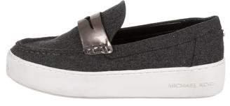 MICHAEL Michael Kors Wool Slip-On Sneakers