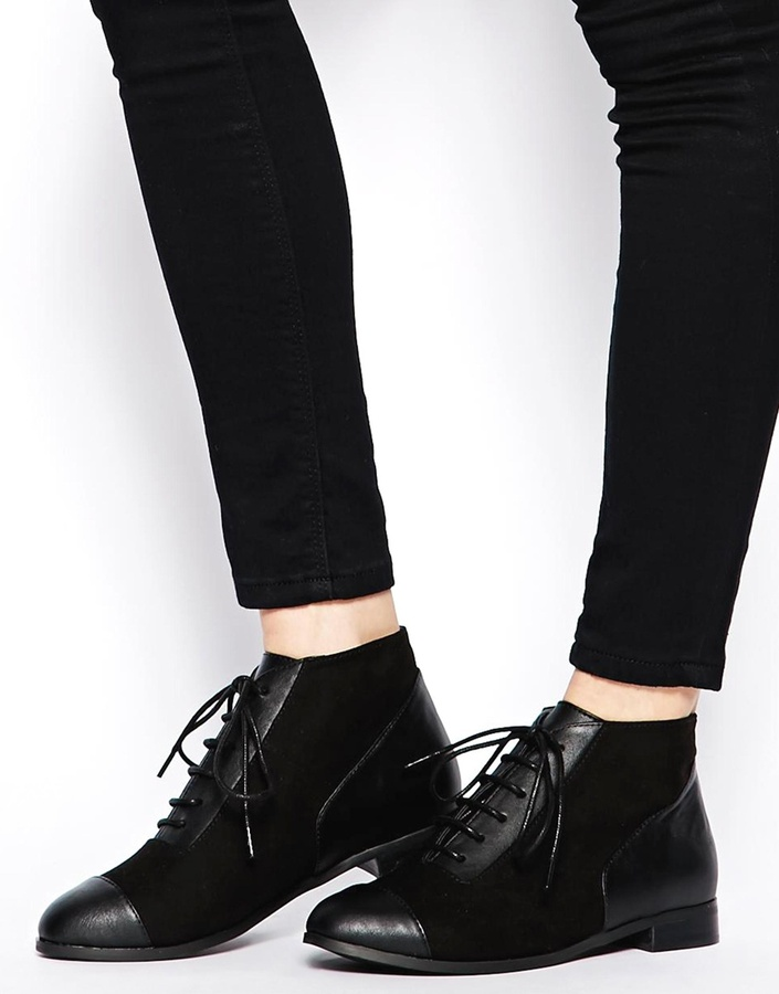 Asos ALARM BELLS Ankle Boots