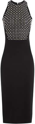 David Koma Dress with Stud Embellishment