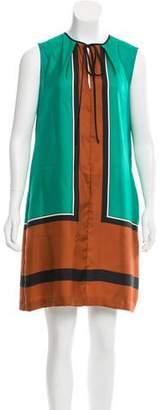 Diane von Furstenberg Silk Shift Dress w/ Tags