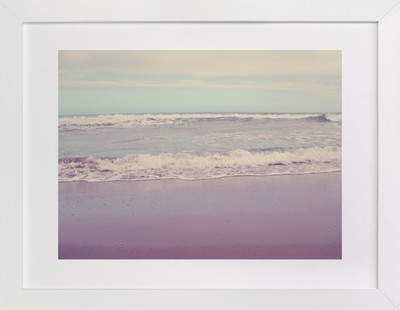 Waves of Summer Art Print