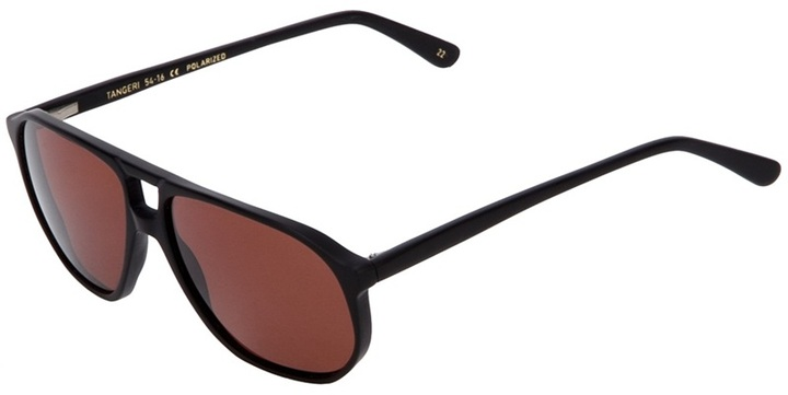 L.G.R Round framed sunglasses