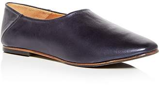 Freda Salvador Women's Babouche Leather Flats