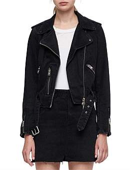 AllSaints Balfern Denim Jacket