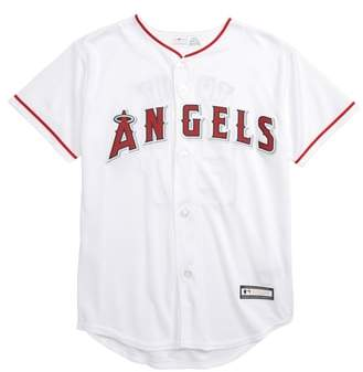 Majestic MLB Los Angeles Angels - Mike Trout Baseball Jersey
