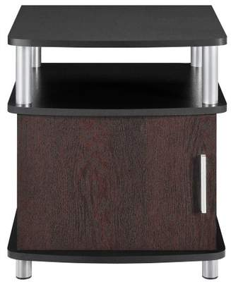 Ameriwood Home Carson End Table with Storage