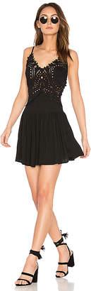 Cleobella Biarritz Short Dress in Black $239 thestylecure.com