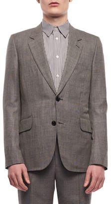 The Row Men's David Two-Piece Wool Suit