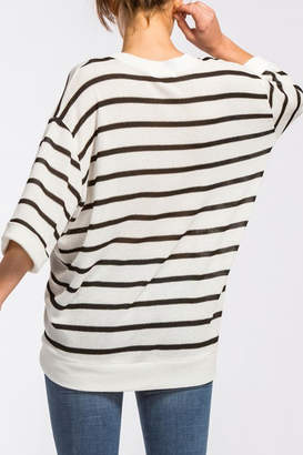 Cherish Kelly Striped Sweater