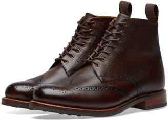 Grenson Sharp Brogue Boot