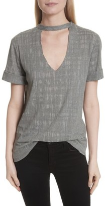 Women's Twenty V-Neck Tee $95 thestylecure.com