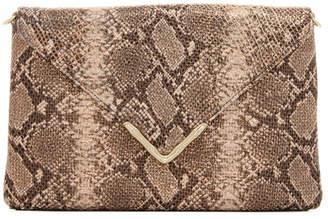 Elaine Turner Designs Leather Clutch