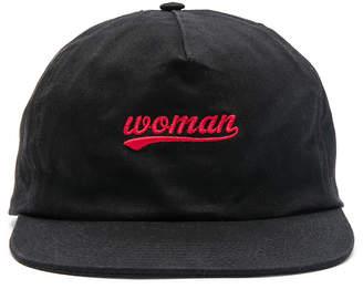 Off-White Off White Woman Logo Cap