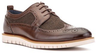 Vintage Foundry Levi Wingtip Oxford