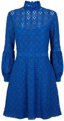 Claudie Pierlot Long Sleeve Lace Dress