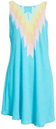 Wildfox Couture Cassidy Sea Sleeveless Tunic Dress