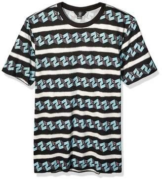 Volcom Men's Flavor Savor Crew Short Sleeve Shirt