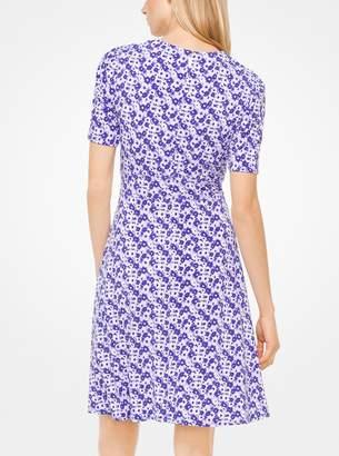 MICHAEL Michael Kors Carnation Matte-Jersey Dress