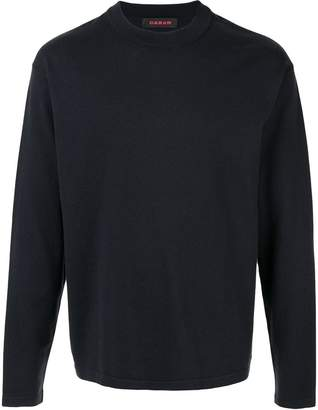 Caban crew neck sweatshirt