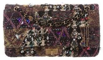 Chanel Paris-Byzance Lesage Reissue Flap Bag w/ Tags